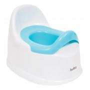 Troninho Penico Infantil Antiderrapante Buba Azul 5799