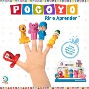 Turma Do Pocoyo Miniaturas Dedoche 5 Peças Cardoso Toys