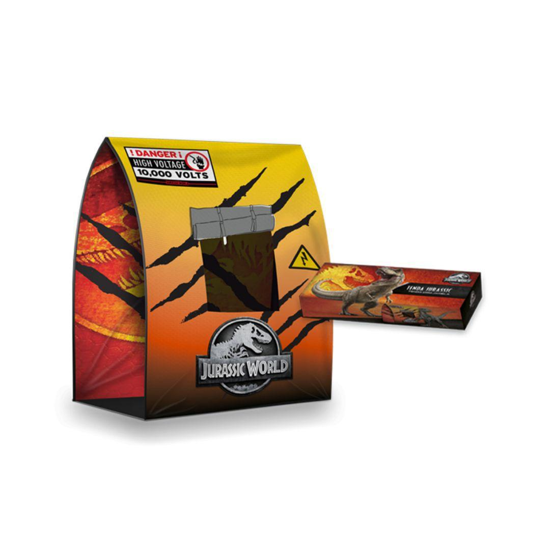Barraca Infantil Meninos Original Jurassic World Radical