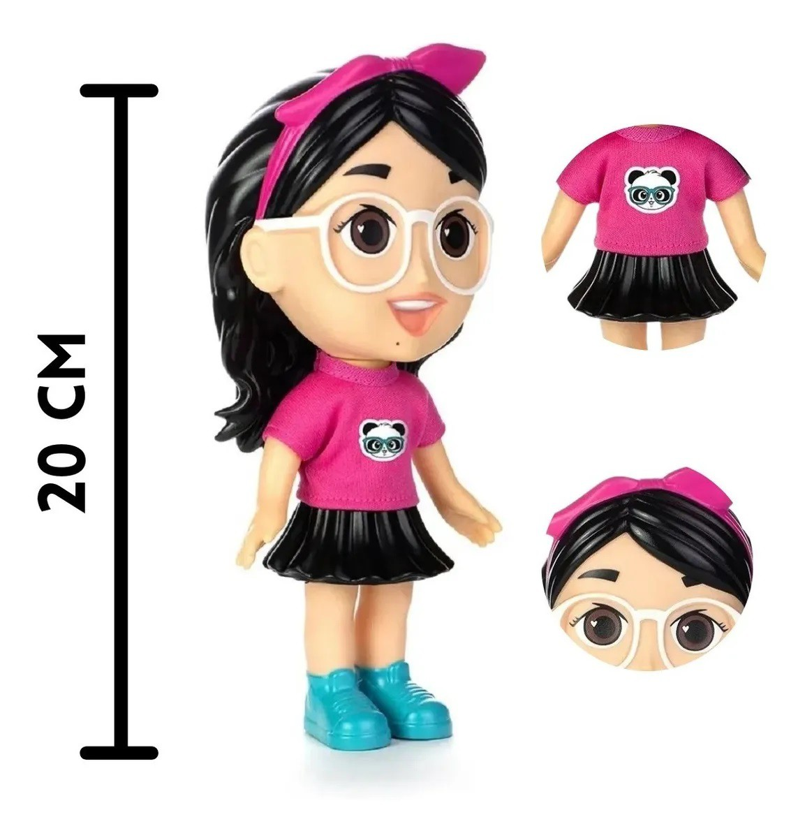 Boneca Luluca  20 Cm - Estrela