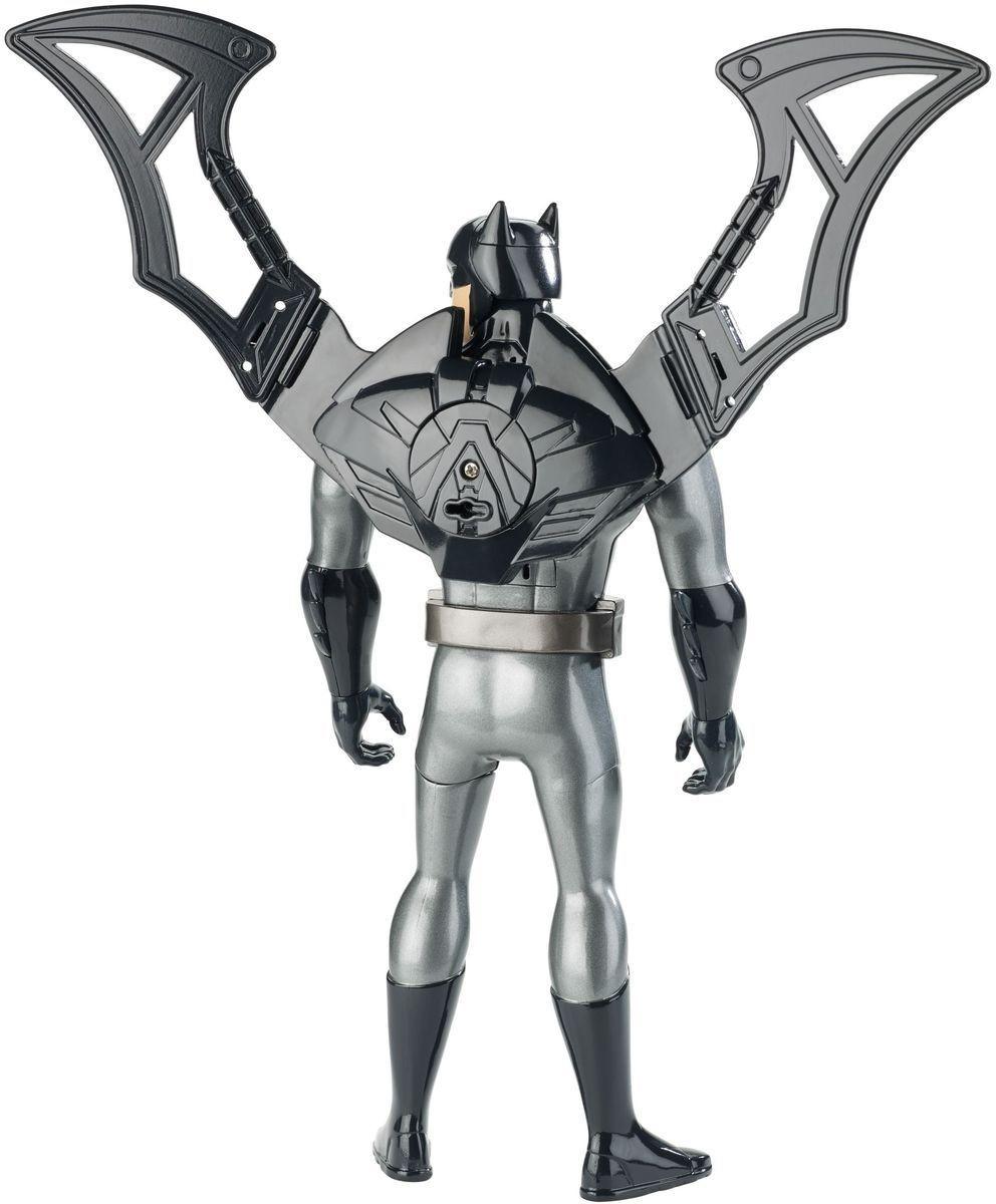 Boneco Batman DC Asas de Combate C/ Sons  Mattel Original
