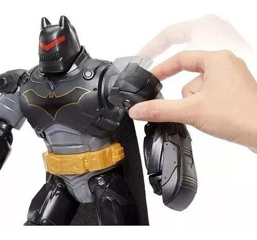 Boneco Batman Missions Uniforme Thrasher Gigante