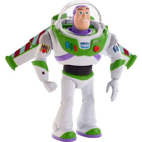Boneco  Buzz Movimentos Reais Toy Story 4  - Mattel