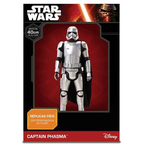 Boneco Captain Phasma Star Wars 40 Cm Mimo