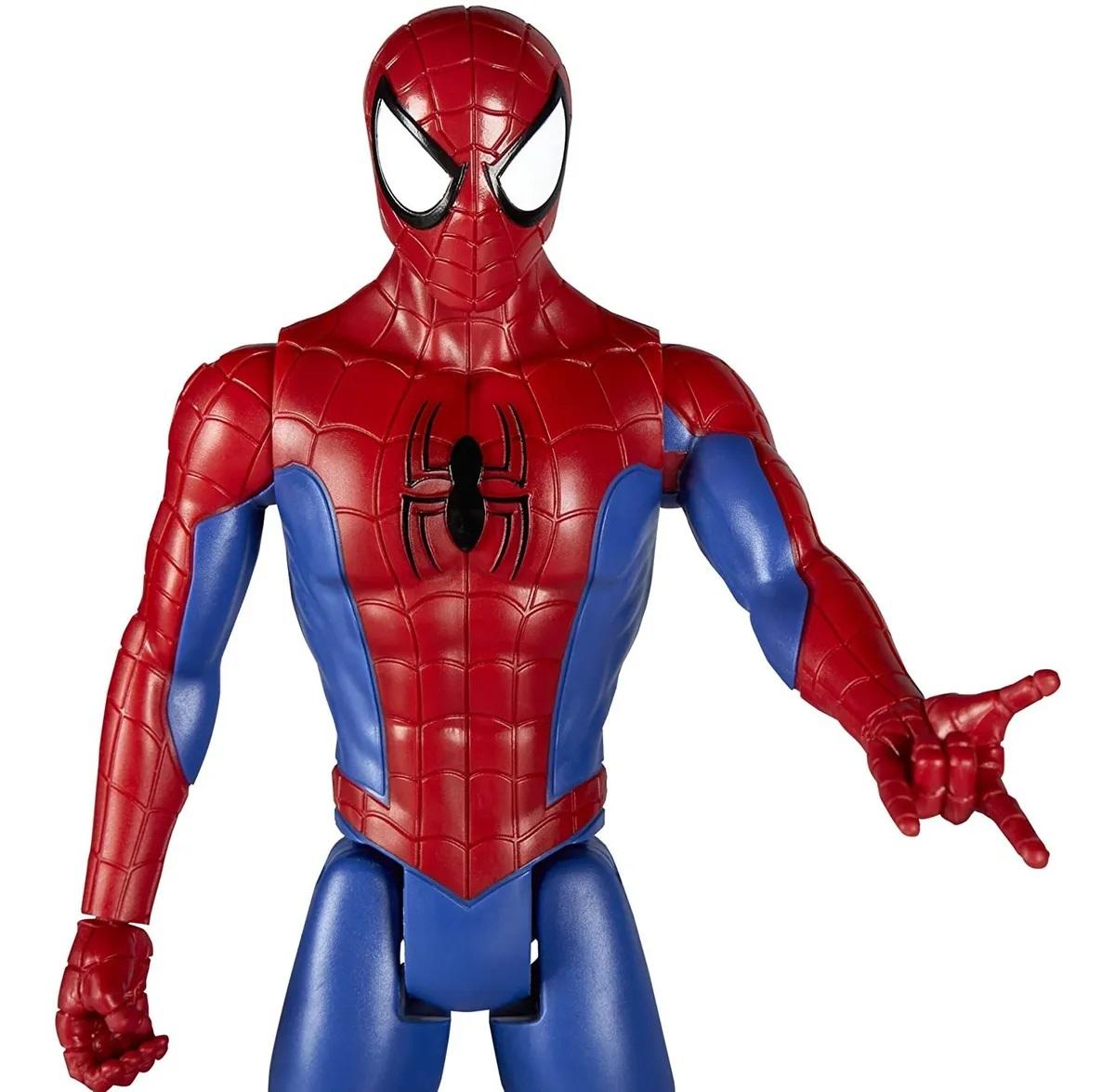 Boneco Homem Aranha Titan Hero Series Marvel  Hasbro E7333