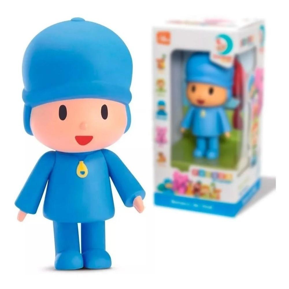 Boneco Pocoyo em Vinil 13 Cm Cardoso toys