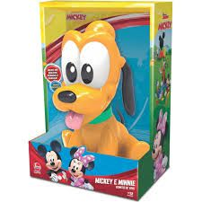 Boneco Vinil - Pluto Baby Disney Lider