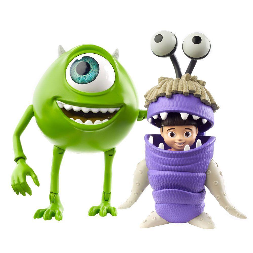Bonecos Disney Pixar Colecionáveis - Mattel GLX80