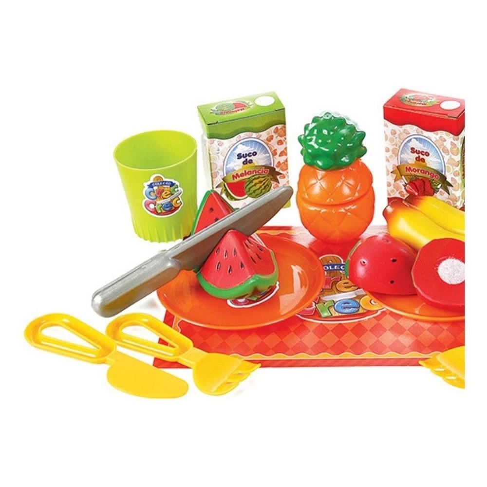 Brinquedo Crec Crec Salada De Frutas - Big Star