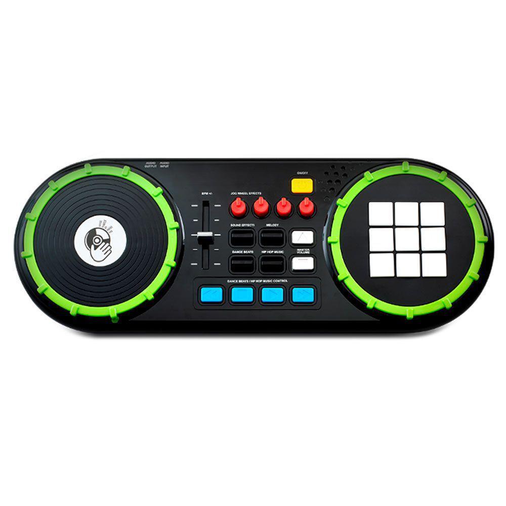 Brinquedo Dj Mixer Painel De Led Br1175 - Multikids