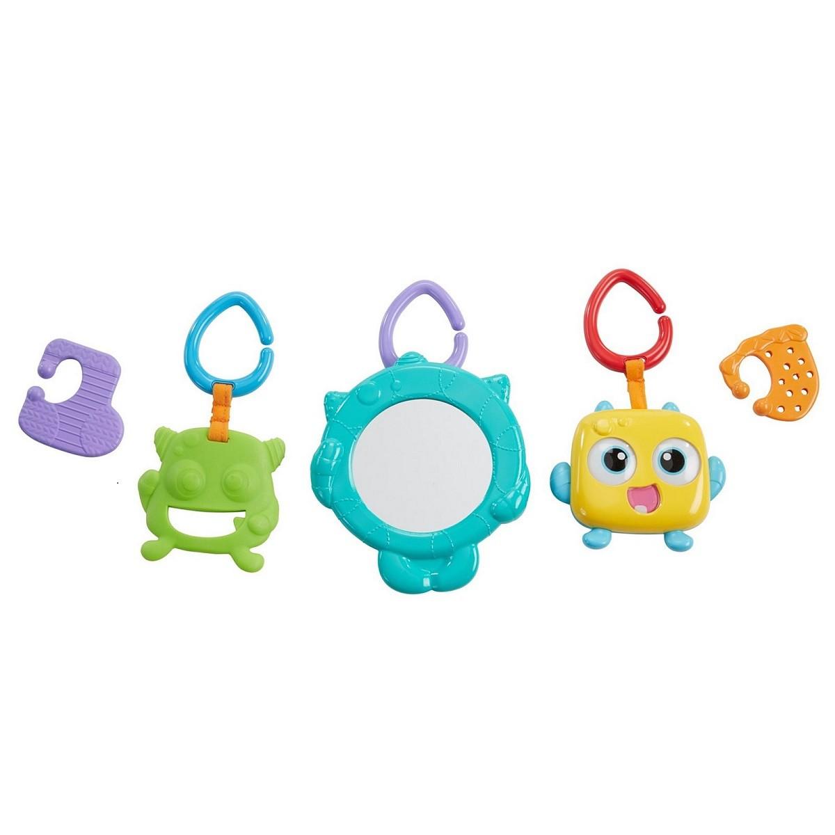 Brinquedo Infantil Ginasio De Monstrinhos Fisher Price Fnf23