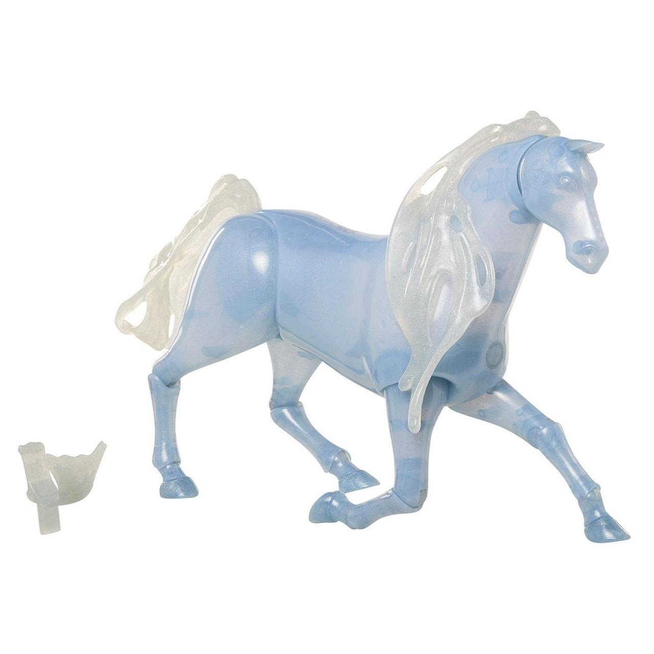 Cavalo da Frozen Espirito Água Nok Frozen 2 C/ Luzes E Sons