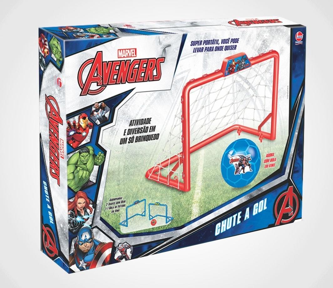 Chute a Gol Avengers -Lider