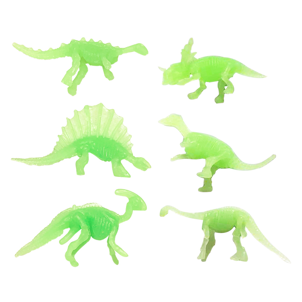 Dino Fossil Escavaçao Brilha No Escuro Dm Toys Dmt5753