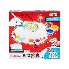 Jogo Arte Líquida Activity Artsplash 3D - Mattel