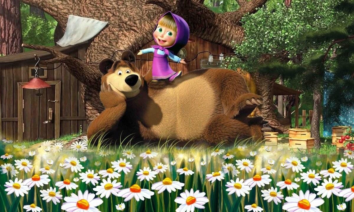 Jogo Da Memoria Masha E O Urso - Original Estrela