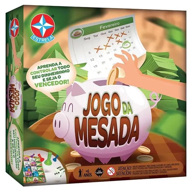 Jogo Da Mesada - Original Estrela