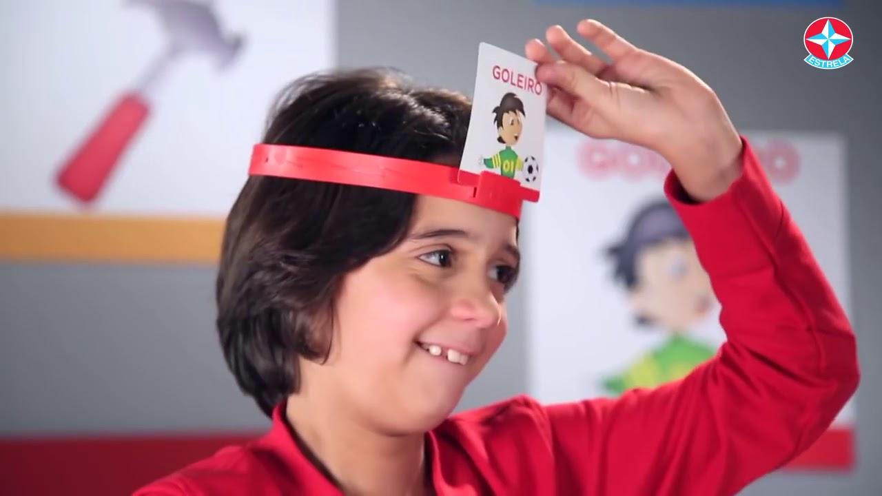 Jogo Divertido De Mimica P/ Crianças Imitatrix - Estrela