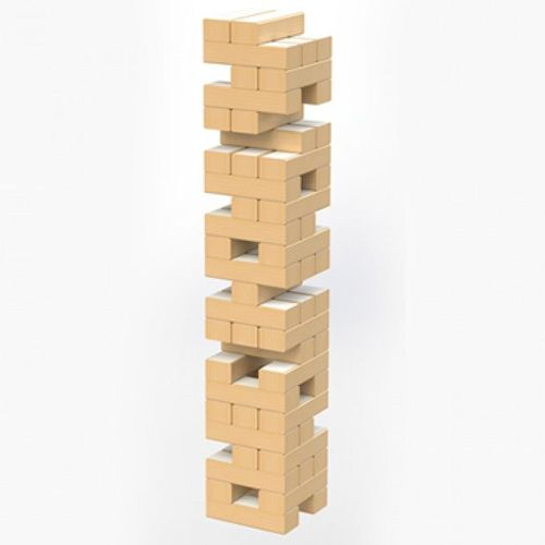 Jogo Torre de Equilibrio - Junges Estilo Jenga