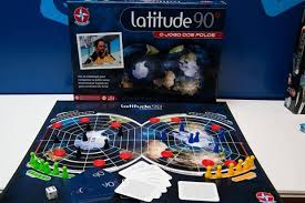 Latitude 90 - Jogo dos Polos - Estrela