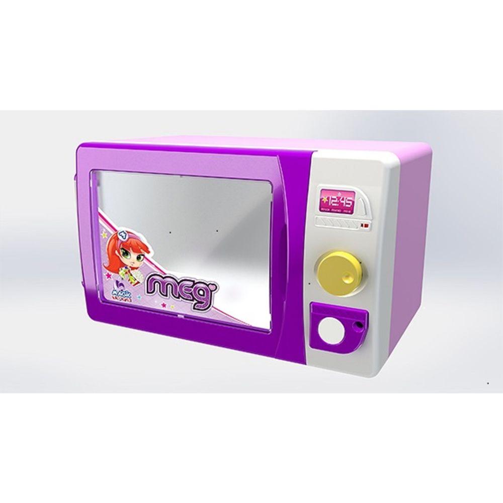 Microondas Com Som - Magic Toys