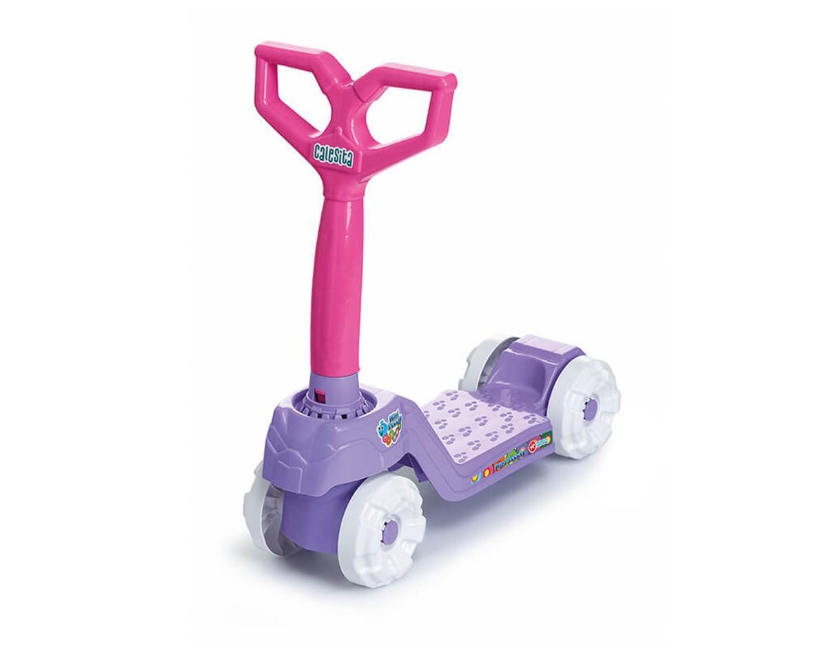 Patinete Infantil Mini Scooty Girl - Calesita