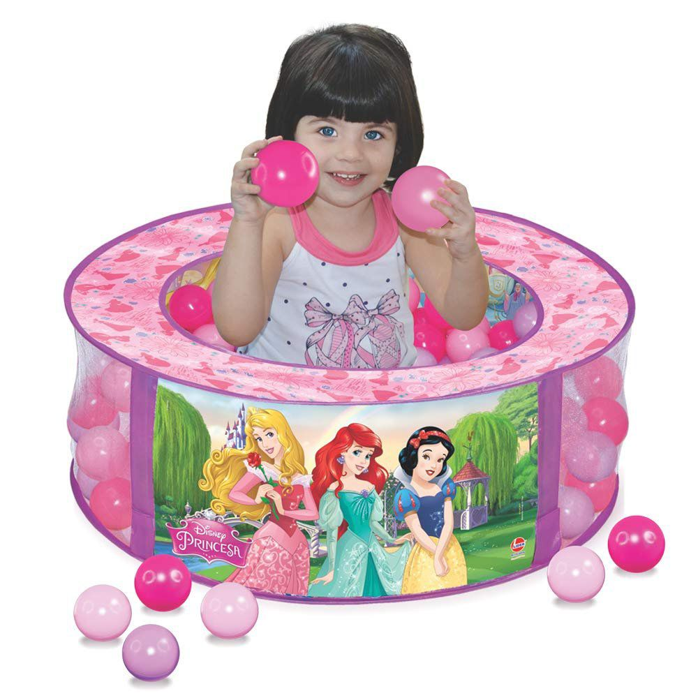 Piscina de Bolinhas Princesas - Lider