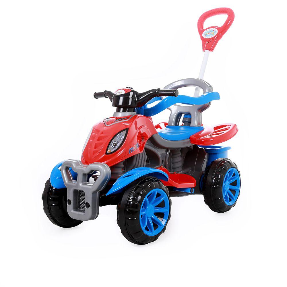 Quadriciclo Passeio / Pedal Spider Man / Homem Aranha - Maral