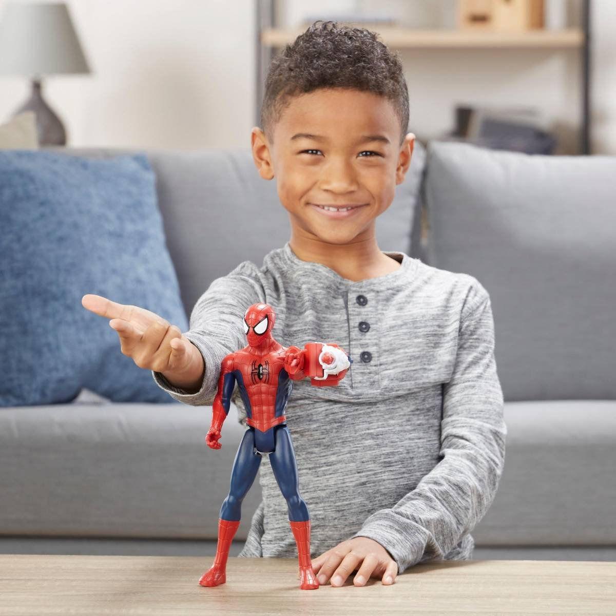 Spider-Man Titan Hero Power FX Vingadores - Hasbro
