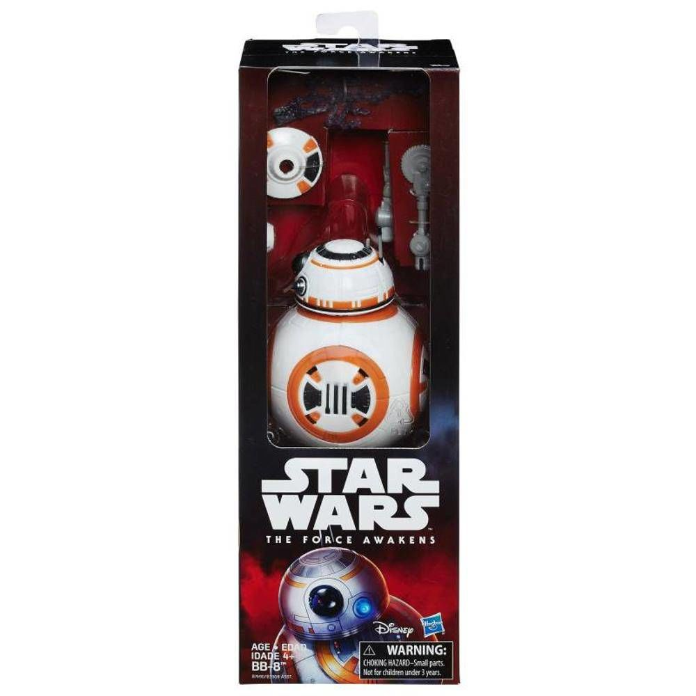 The Force Awakens Bb-8 - Star Wars