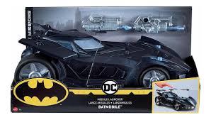 Veículo Com Lançador - Dc Comics - Batman - Mattel