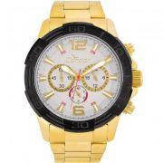 Relógio Condor COVD54AA/4K Dourado Pulseira Dourado