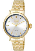 Relógio Dumont DU2035LSY/4D Dourado Pulseira Dourado