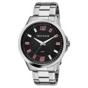 Relógio Tecnhos 2036LNY/1P Aço Pulseira Aço