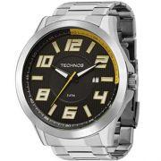 Relógio Technos 2115KNE/1Y Performance Racer Aço Pulseira Aço