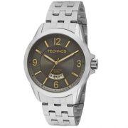 Relógio Tecnhos 2115KSC/K1C Aço Pulseira Aço