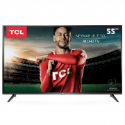"TV SEMP TOSHIBA TCL 55"" SMART UHD 4K"