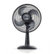 Ventilador Mallory 30cm Eco 4P ts Preto Grafrite
