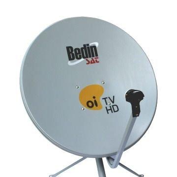 Antena Parabólica Banda Ku Be-75cm Bedinsat
