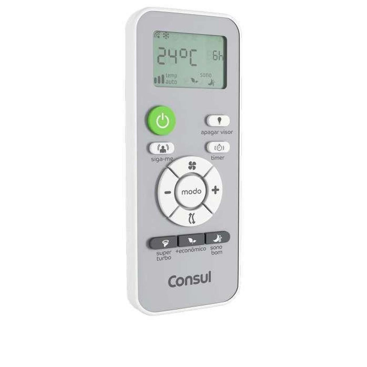 Ar Condicionado Split Consul 9.000 BTU/h Frio Maxi CBN09CBBNA