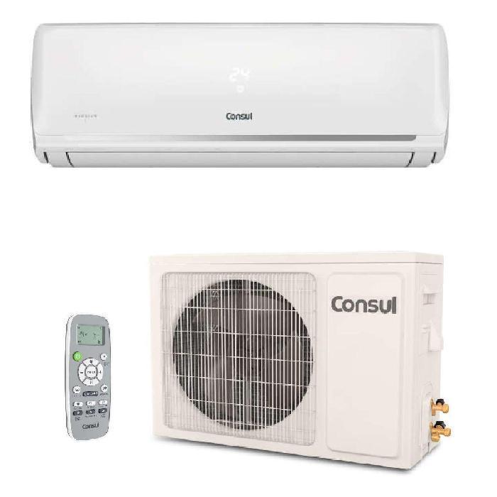 Ar Condicionado Split Hi Wall Consul Inverter 12000 BTUs Frio - CBF12EBBNA - 220V