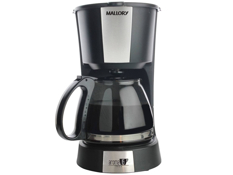 Cafeteira Mallory Aroma 16 Inox 220V