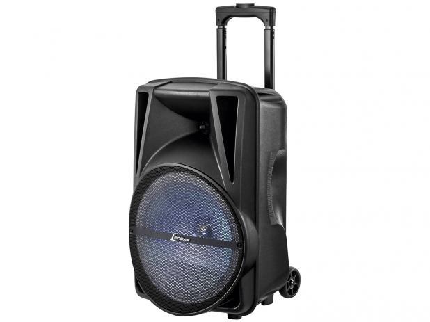 CAIXA AMPL. LENOX CA340 C/ BLUETOOTH