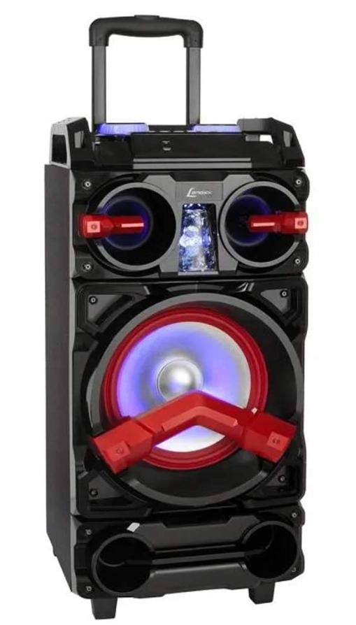 CAIXA AMPL. LENOX CA390 C/ BLUETOOTH