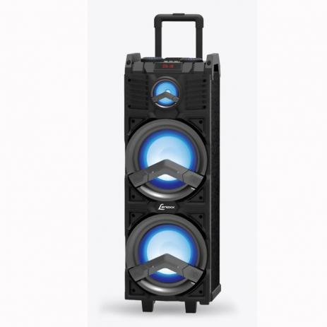 Caixa Amplificadora Lenoxx CA500 C/Bluetooth 500W