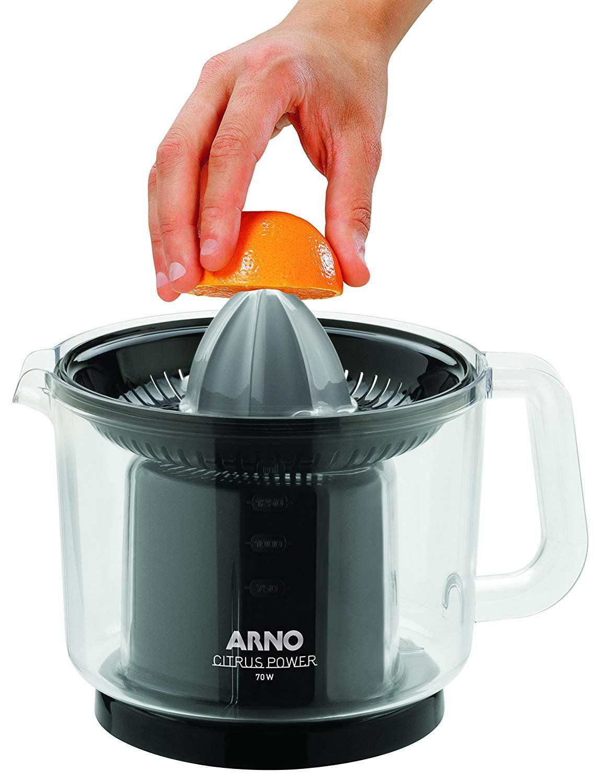 Espremedor Arno PA32 Citrus Power Preto