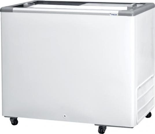 Freezer Horizontal Tampa de Vidro HCEB 311 litros