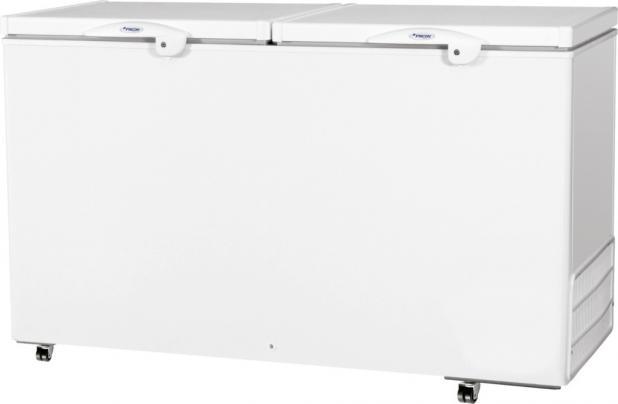 Freezer Horizontal HCED503 2 Portas 3,5kWh 503L Branco - Fricon