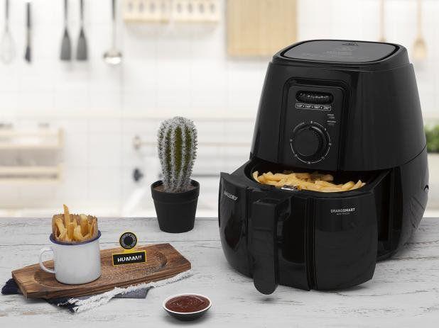 Fritadeira Mallory Grand Smart 4L Air Fryer