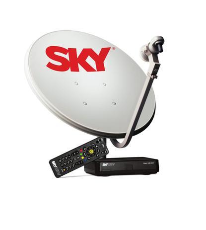 Kit Sky Conforto Hd 60 Cm